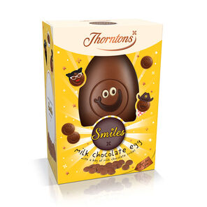 Easter gifts chocolate thorntons smiles easter egg negle Images