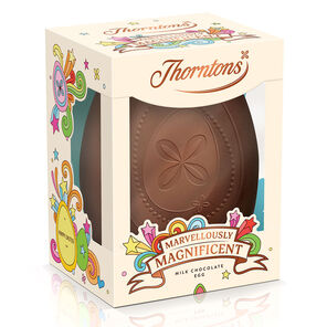 Easter gifts chocolate thorntons marvellous magnificent easter egg negle Gallery