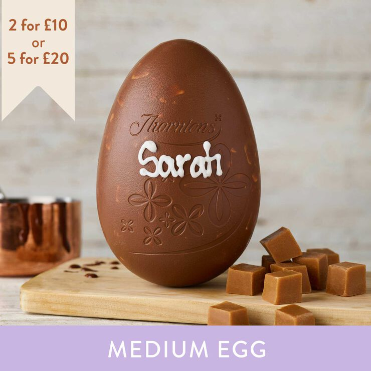 Fabulous Fudge Easter Egg (235g)