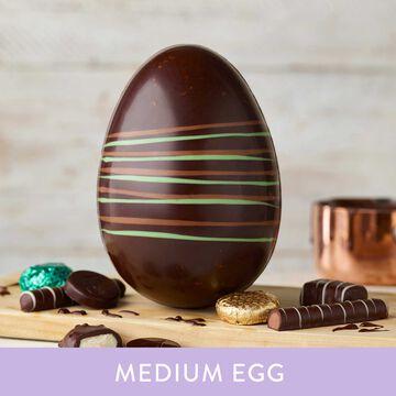 Dark Mint Chocolate Easter Egg (238g)