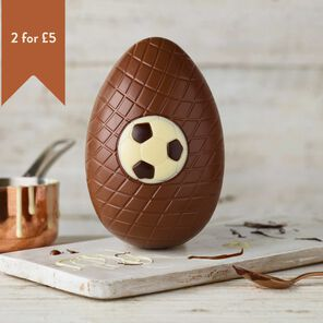Football Easter Egg (150g)