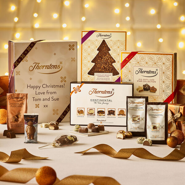Personalised Christmas Giftset