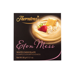 Eton Mess Chocolate Block (90g)