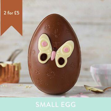 Butterfly Easter Egg (149g)
