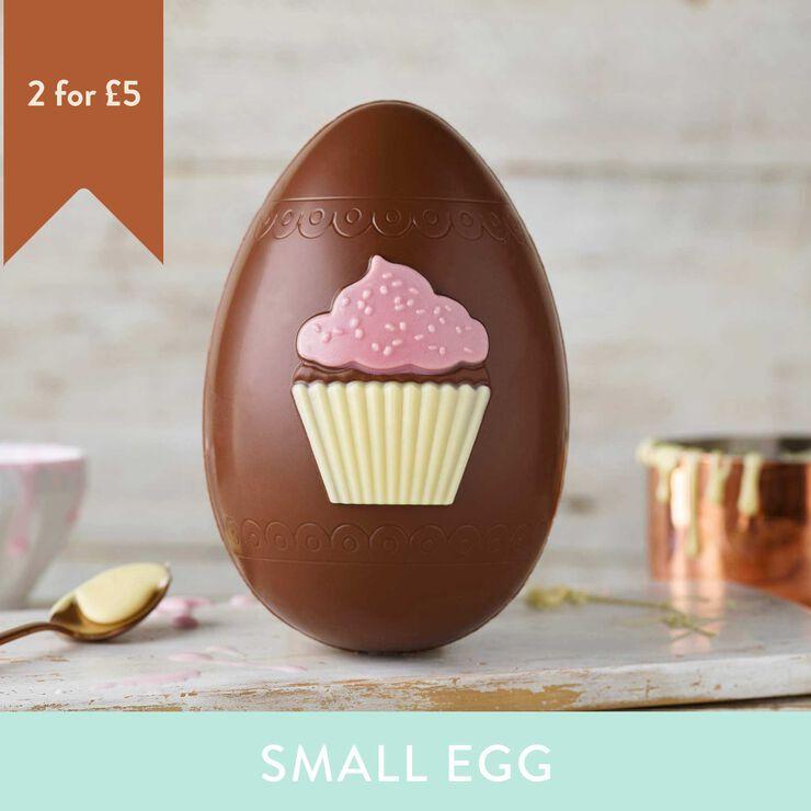 Cupcake Easter Egg (149g)