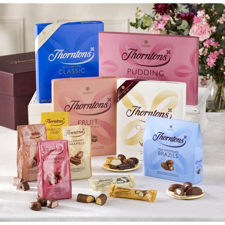 Classic Flavours Chocolate Hamper