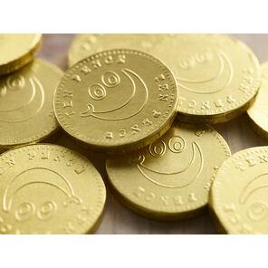 Smiles Milk Chocolate Coins
