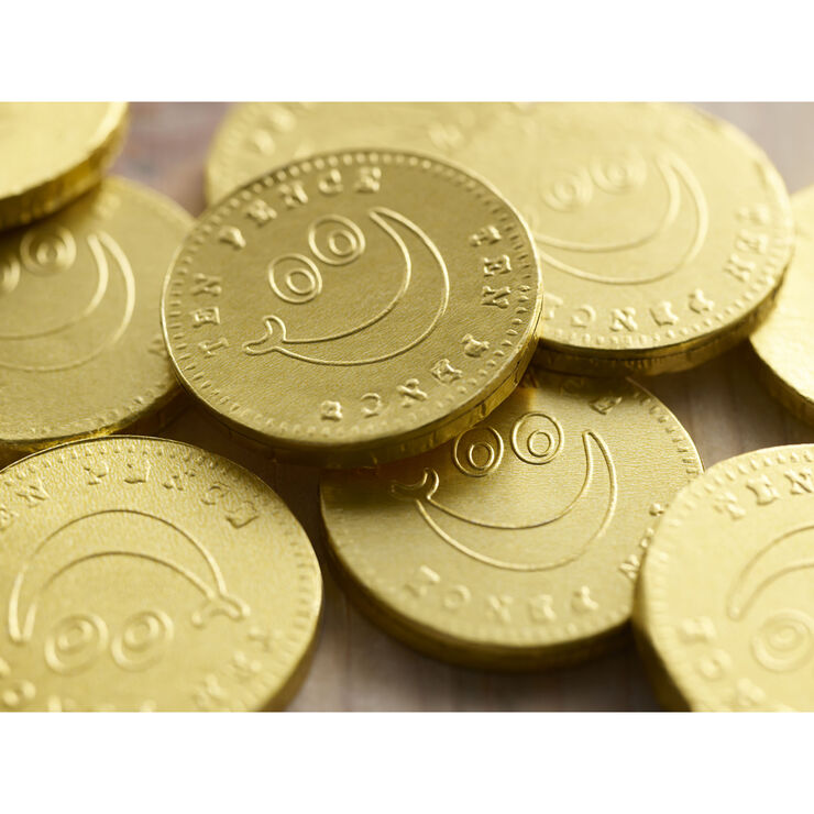 Smiles Milk Chocolate Coins