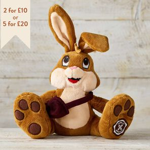 Harry Hopalot Cuddly Toy