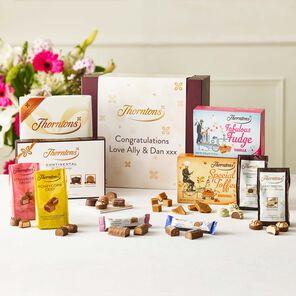 Personalised Signature Flavours Chocolate Hamper