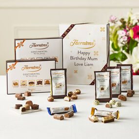 Personalised Continental Giftset
