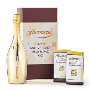 Personalised Prosecco Hamper