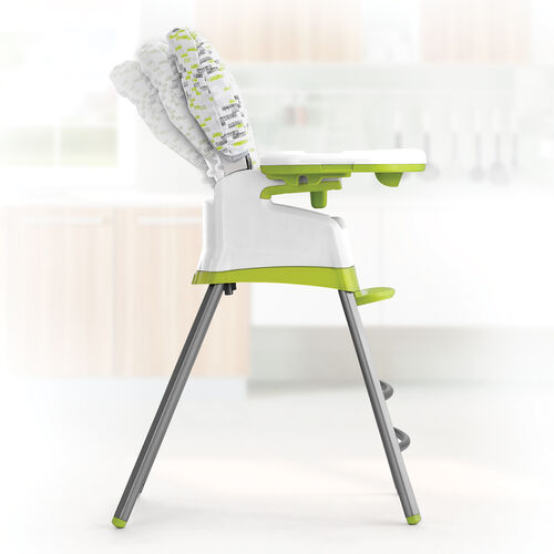 Stack 3-in-1 Highchair - Mulberry in