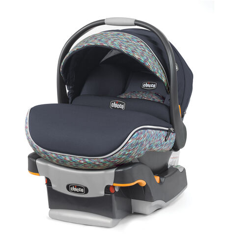 The KeyFit 30 Zip in Privata includes the newborn car seat & car seat base