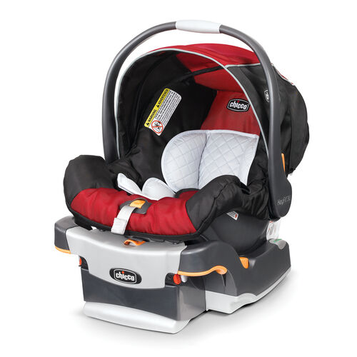 KeyFit 30 Infant Car Seat & Base - Fire in