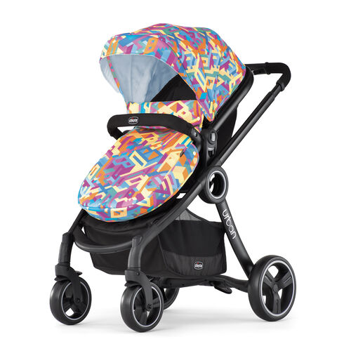 Kate's fashion now allows Americans to get their hands on a slice of her cheeky, infectious magic with the Chicco Urban Stroller.