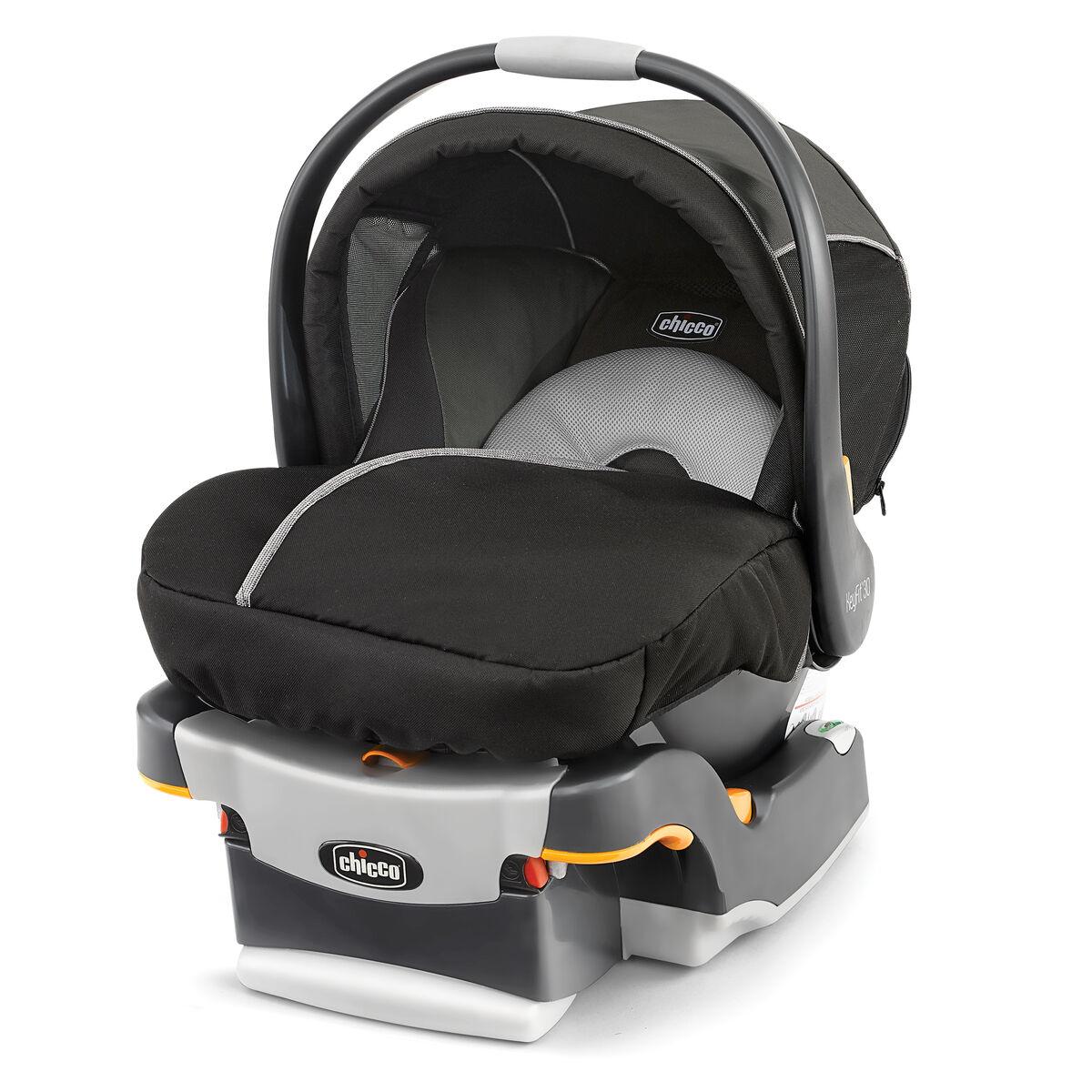 Chicco Keyfit Magic Infant Car Seat Coal