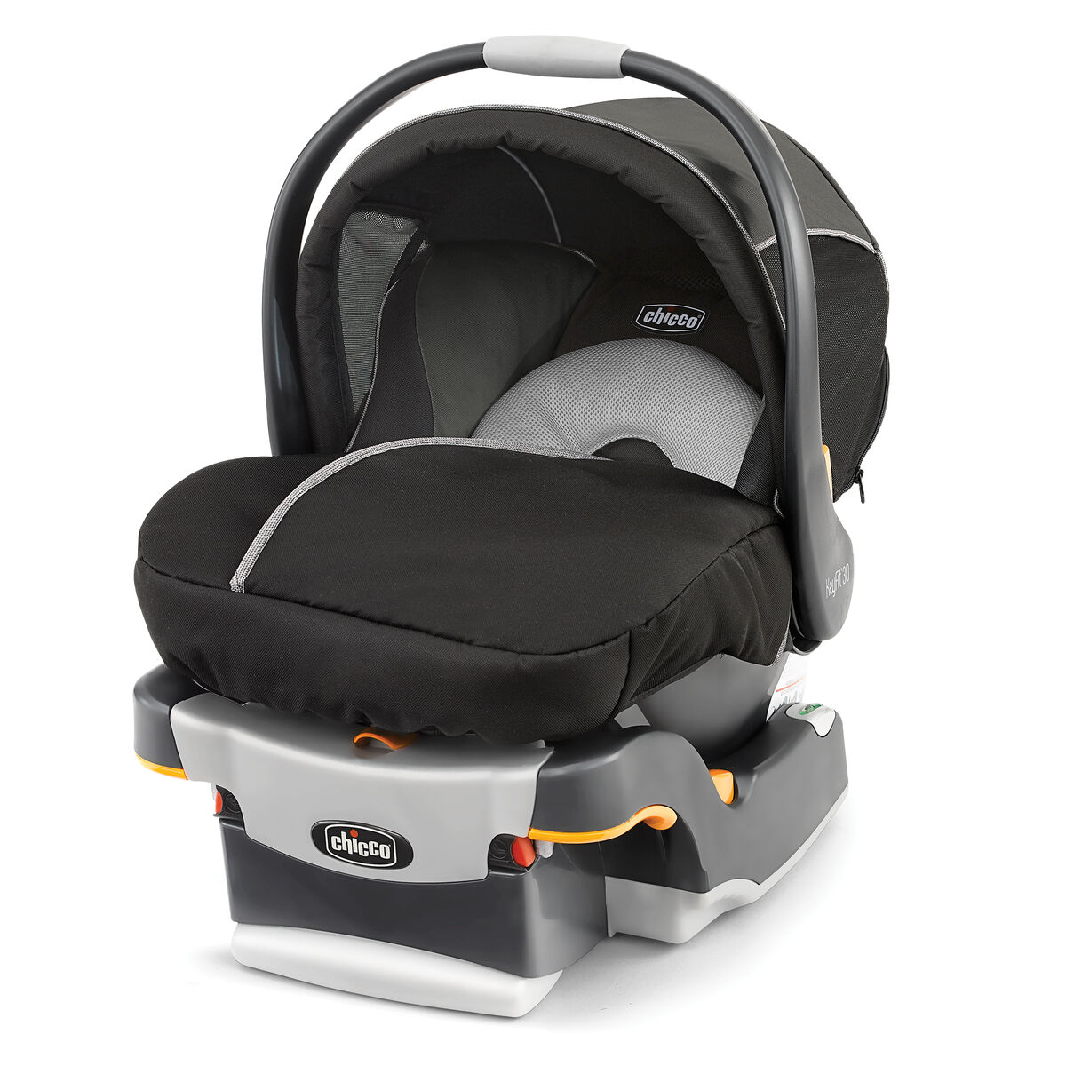 chicco keyfit magic infant car seat coal. Black Bedroom Furniture Sets. Home Design Ideas