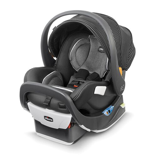 Fit2 LE Rear-Facing Infant & Toddler Car Seat & Base - Verso in