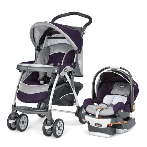 Cortina Keyfit 30 Travel System - Gemini in