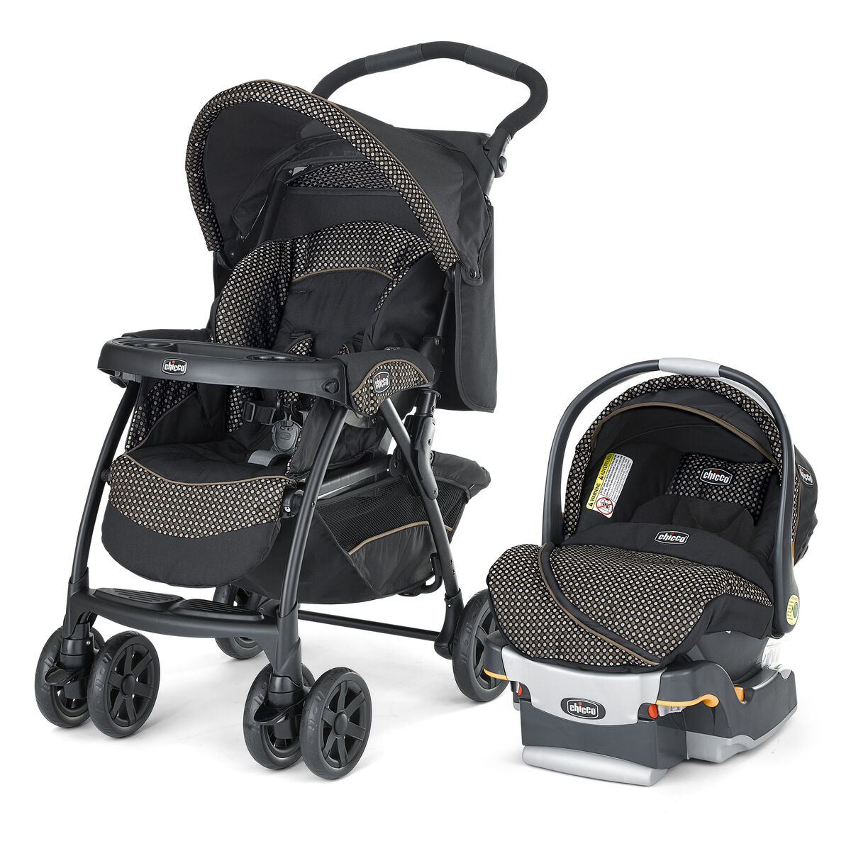 Chicco Cortina Travel System Minerale