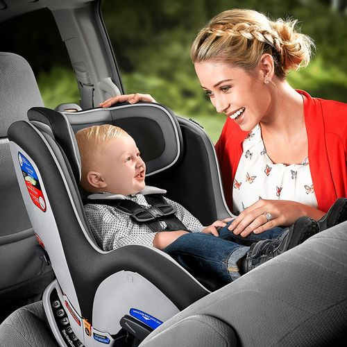 NextFit iX Zip LUXE Convertible Car Seat - Jade in