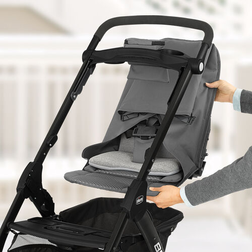 Bravo LE Trio Travel System - Genesis in
