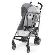 Chicco Liteway Plus Stroller Silver - Liteway Stroller Silver