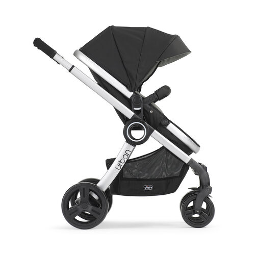 Chicco Urban Stroller in Toddler Stroller Mode - Facing Out