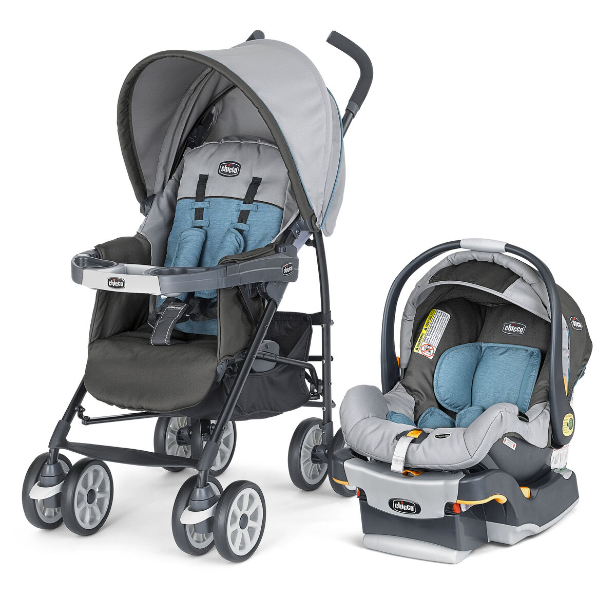 Chicco Neuvo Travel System Vapor