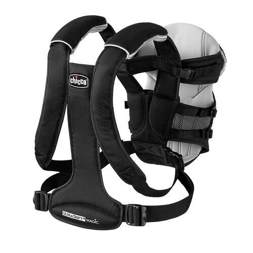 The back panels and straps of the Ultrasoft Magic provide the utmost lumbar support