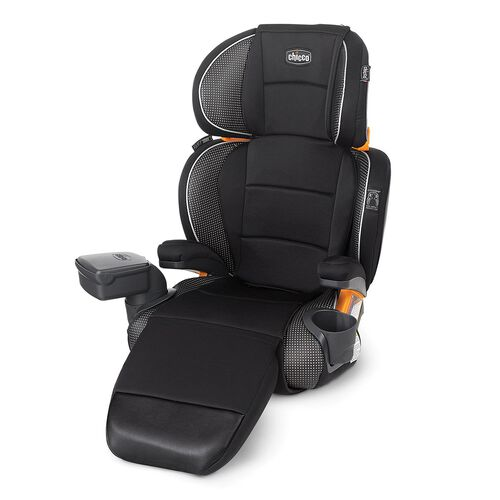 KidFit Zip LUXE 2-in-1 Belt-Positioning Booster Car Seat - Dolce in