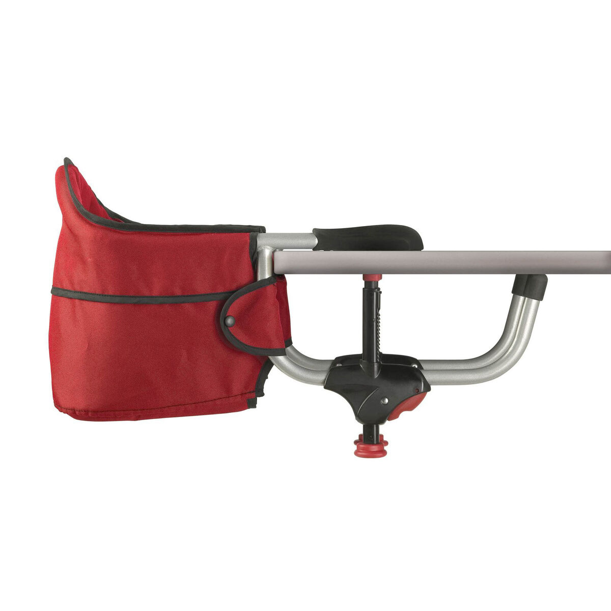 Baby chair for restaurant - Chicco Caddy Hook On Chair In Red