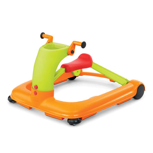 Chicco 3 in 1 Walker: As baby grows the Chicco 123 Baby Walker transforms to a ride-on toy