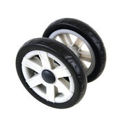 Replacement front wheel assembly for Chicco Cortina Stroller