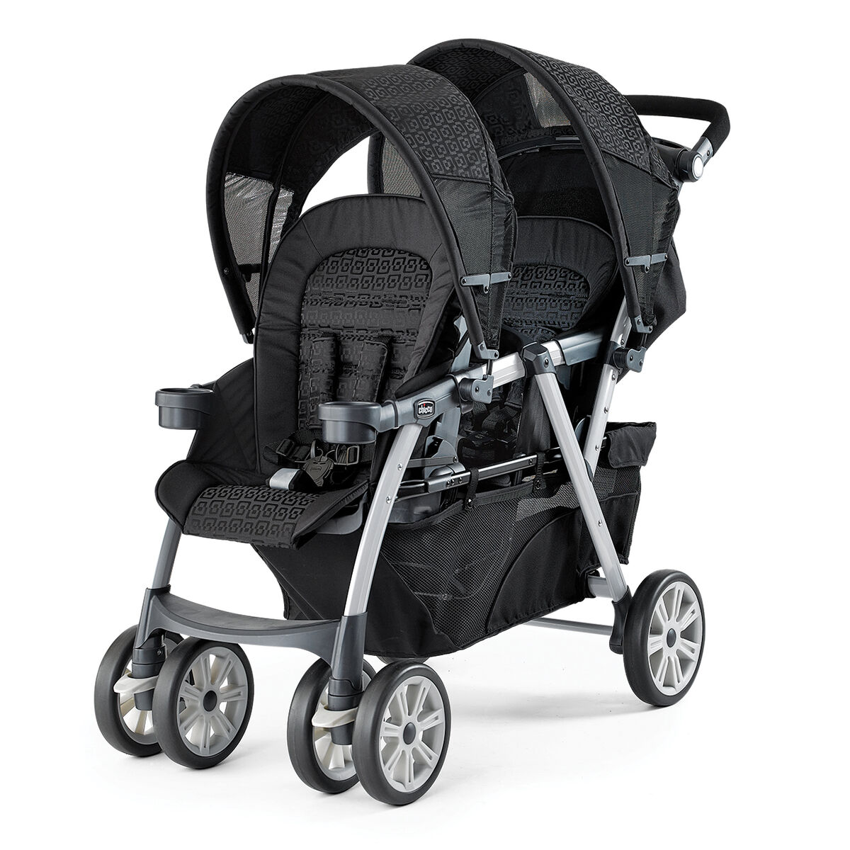 chicco cortina together double stroller  ombra - cortina together double stroller  ombracortina together double stroller ombra