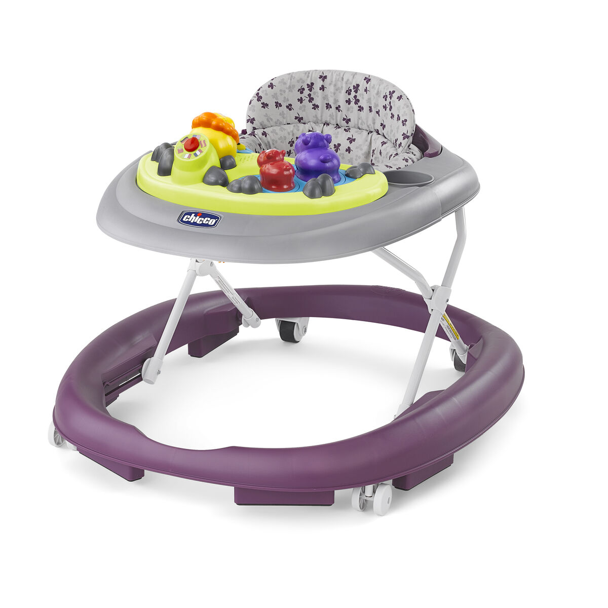 Chicco Walky Talky Baby Walker Amp Activity Center Flora
