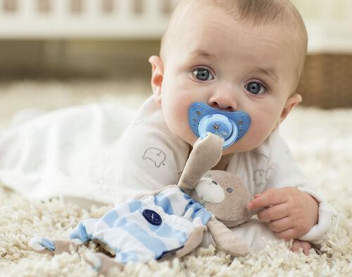 Babies love the Chicco Pocket buddy