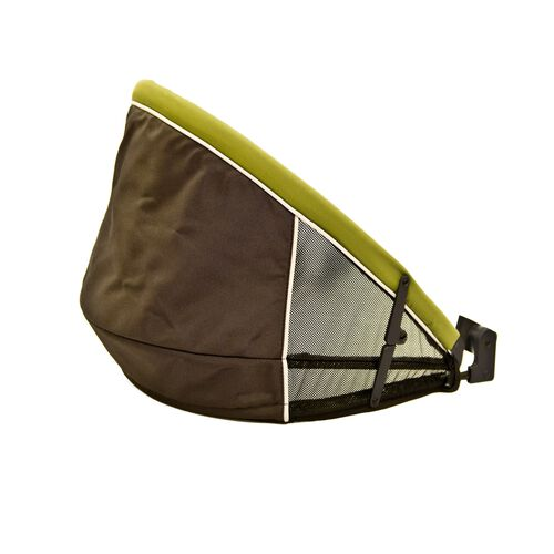 Replacement front canopy for Chicco Cortina Together Double Stroller - Elm - cortina together front canopy