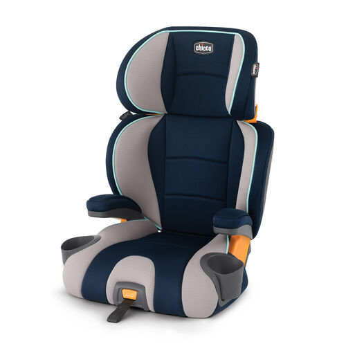 The KidFit booster car seat is a 2 in 1 belt positioning booster car seat for growing toddlers