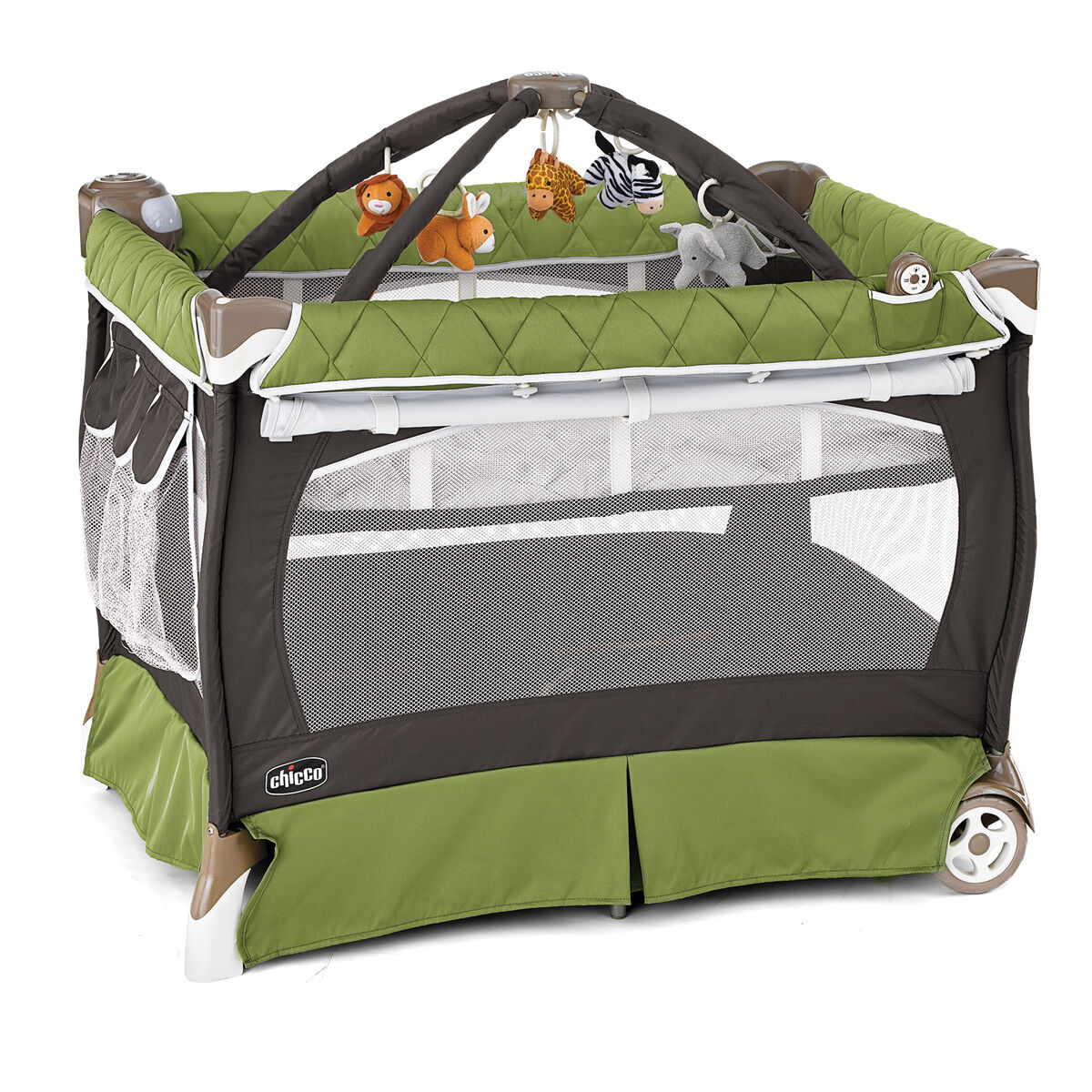 Chicco Lullaby Lx Playard Elm