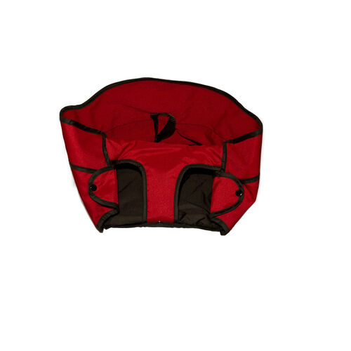 Caddy Hook On Seat Cover & Harness - Red in