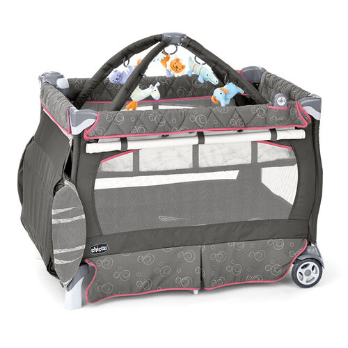 Lullaby LX Playard - Foxy in