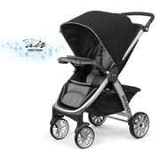 Bravo Air Quick-Fold Stroller - Quantum in