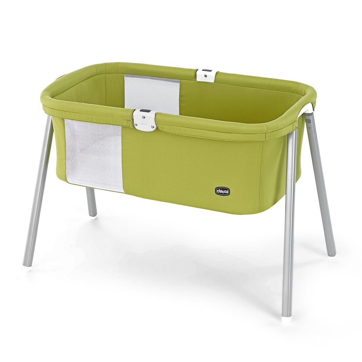chicco lullago portable bassinet  pistachio - lullago portable bassinet  pistachiolullago portable bassinet  pistachio