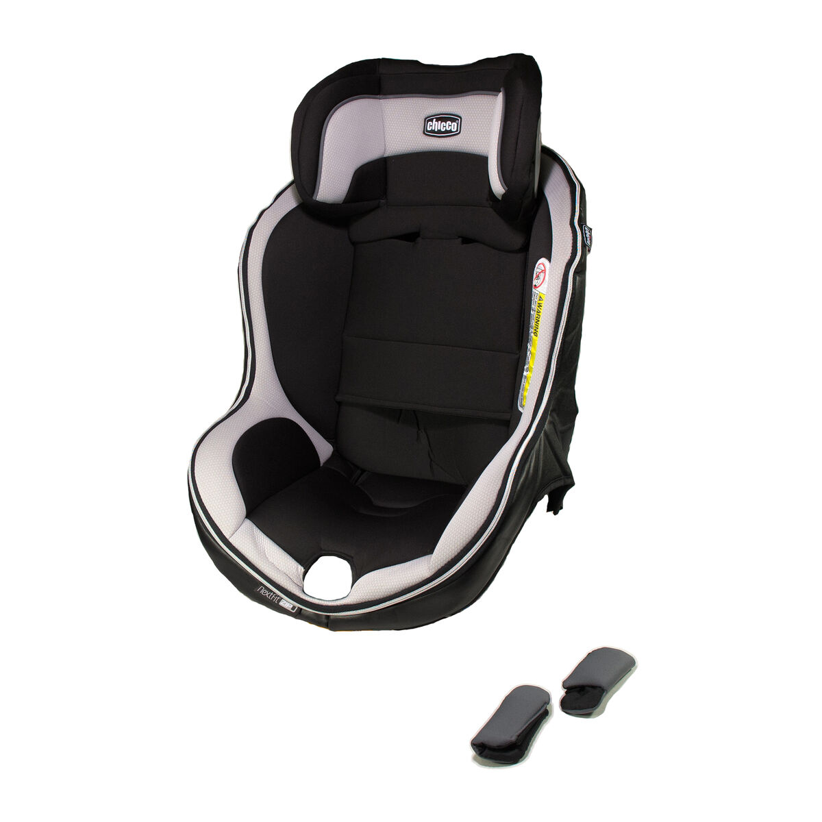NextFit Zip - Seat Cover, Head Rest and Shoulder Pads