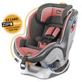 Chicco NextFit Zip Convertible Car Seat in dark gray and light pink - Ibis