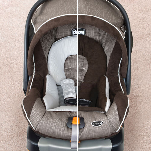 KeyFit 30 Infant Car Seat & Base -  Rattania in