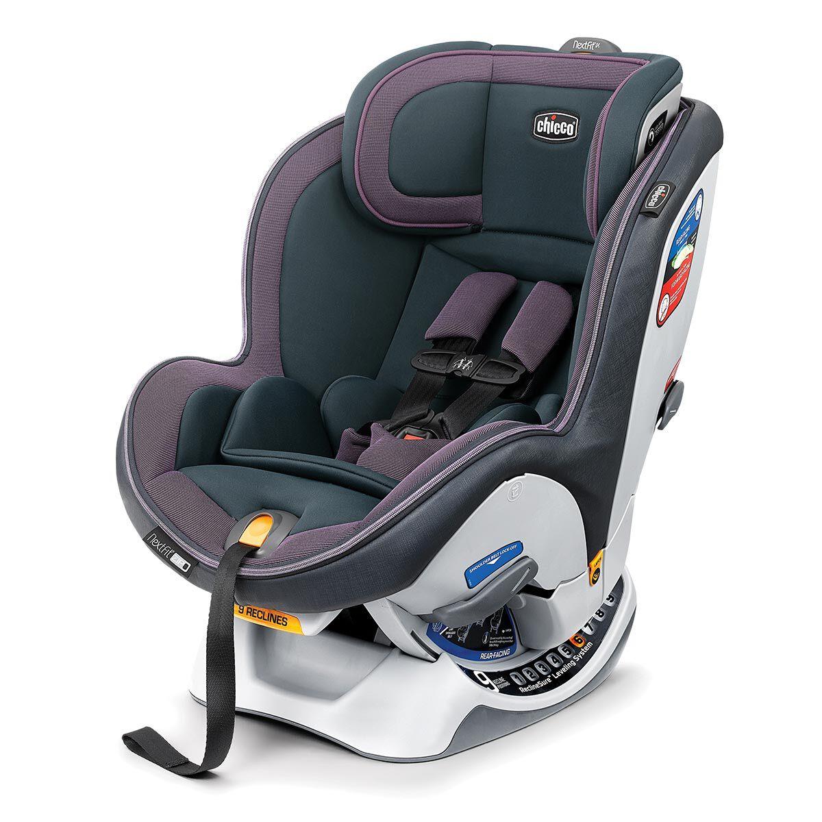 Nextfit ix zip convertible car seat starletchicco nextfit ix convertible car seat rear facing and forward facing modes