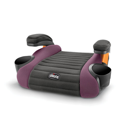 GoFit Backless Booster Car Seat - Grape in